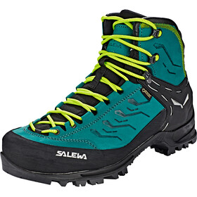 SALEWA Rapace GTX Shoes Damen shaded spruce/sulphur spring